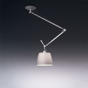 "TOLOMEO OFF-CENTER SUSP. W/14"" DIFF FIBER MAX 1X100W"