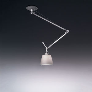 "TOLOMEO OFF-CENTER SUSP W/10"" DIFF FIBER  MAX 1X100W"