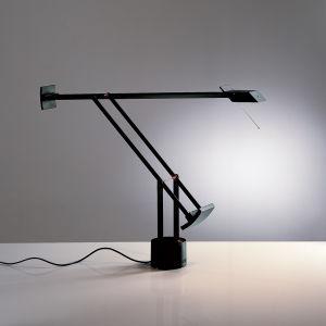 TIZIO CLASSIC TABLE HAL 50W GY6.35 BLACK