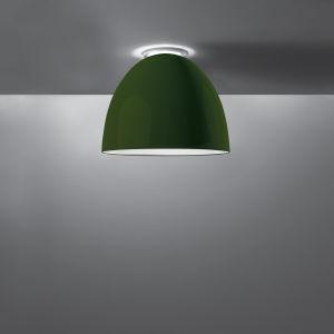 NUR GLOSS MINI CEIL LED 28W 30K DIM 2-WIRE GREEN UNV UL