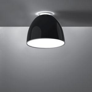 NUR GLOSS MINI CEIL LED 28W 30K DIM 2-WIRE BLACK UNV UL