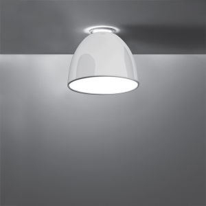 NUR GLOSS MINI CEIL LED 28W 30K DIM 2-WIRE WHITE UNV UL