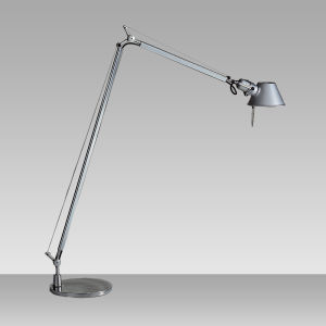 Tolomeo Reading Floor Aluminum
