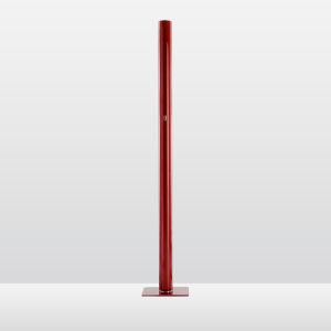 Ilio Floor LED 80 CRI Red