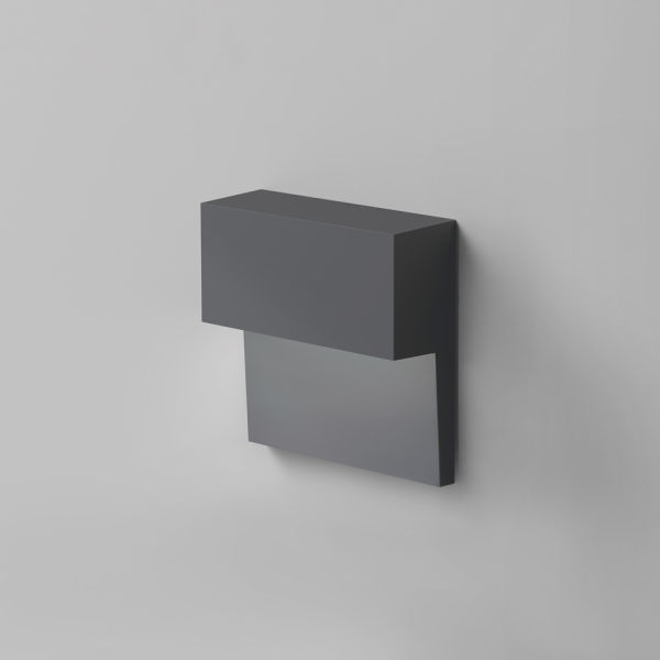 Piano Wall Anthracite Grey