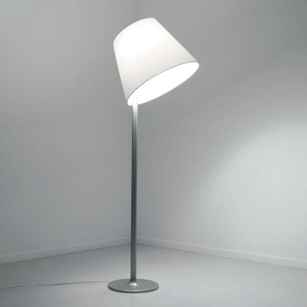 Melampo Floor 150W Grey
