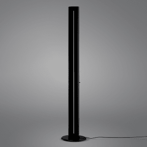MEGARON FLOOR LED 45W 27K BLACK W/DIM