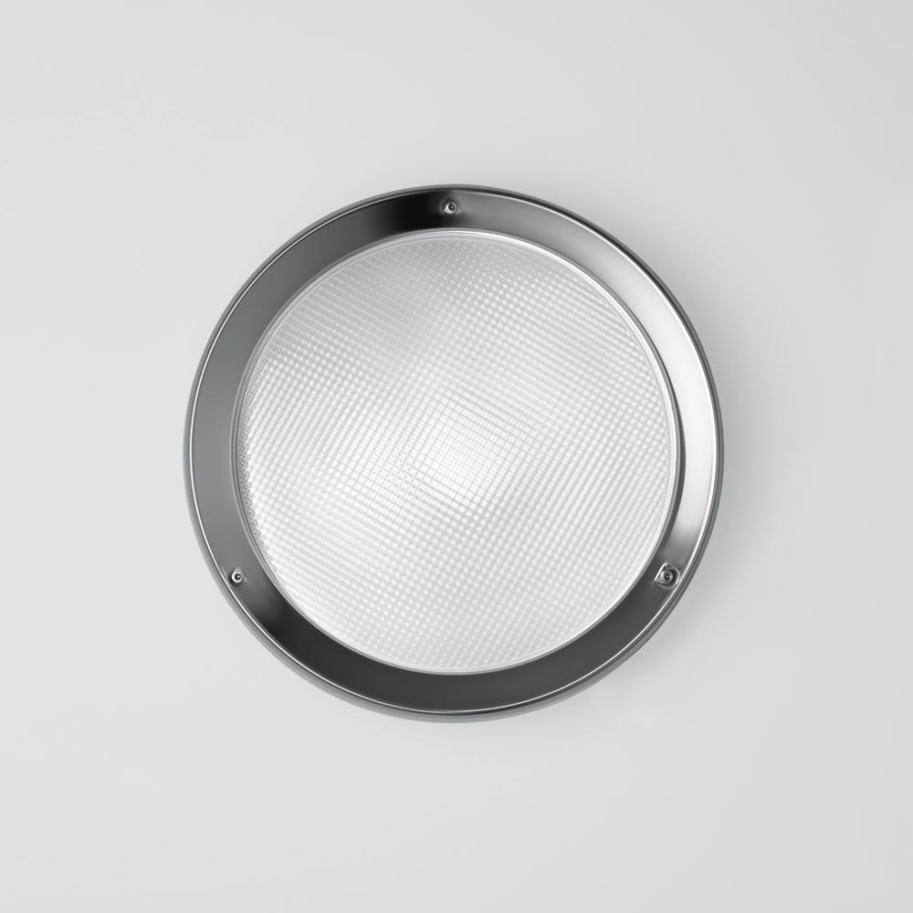 NIKI WALL/CEILING INC 100W E26 SATIN W/GLASS 120V