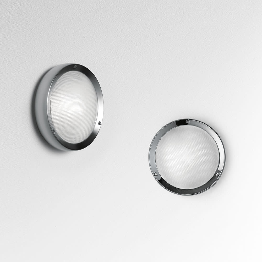 NIKI WALL/CEILING (PSS-P) LED 11W 30K SATIN/GLASS 120V