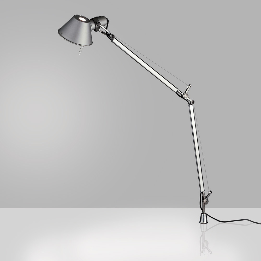TOLOMEO CLASSIC LED 10W 30K MP-MV ALUM W/IN-SET PIVOT