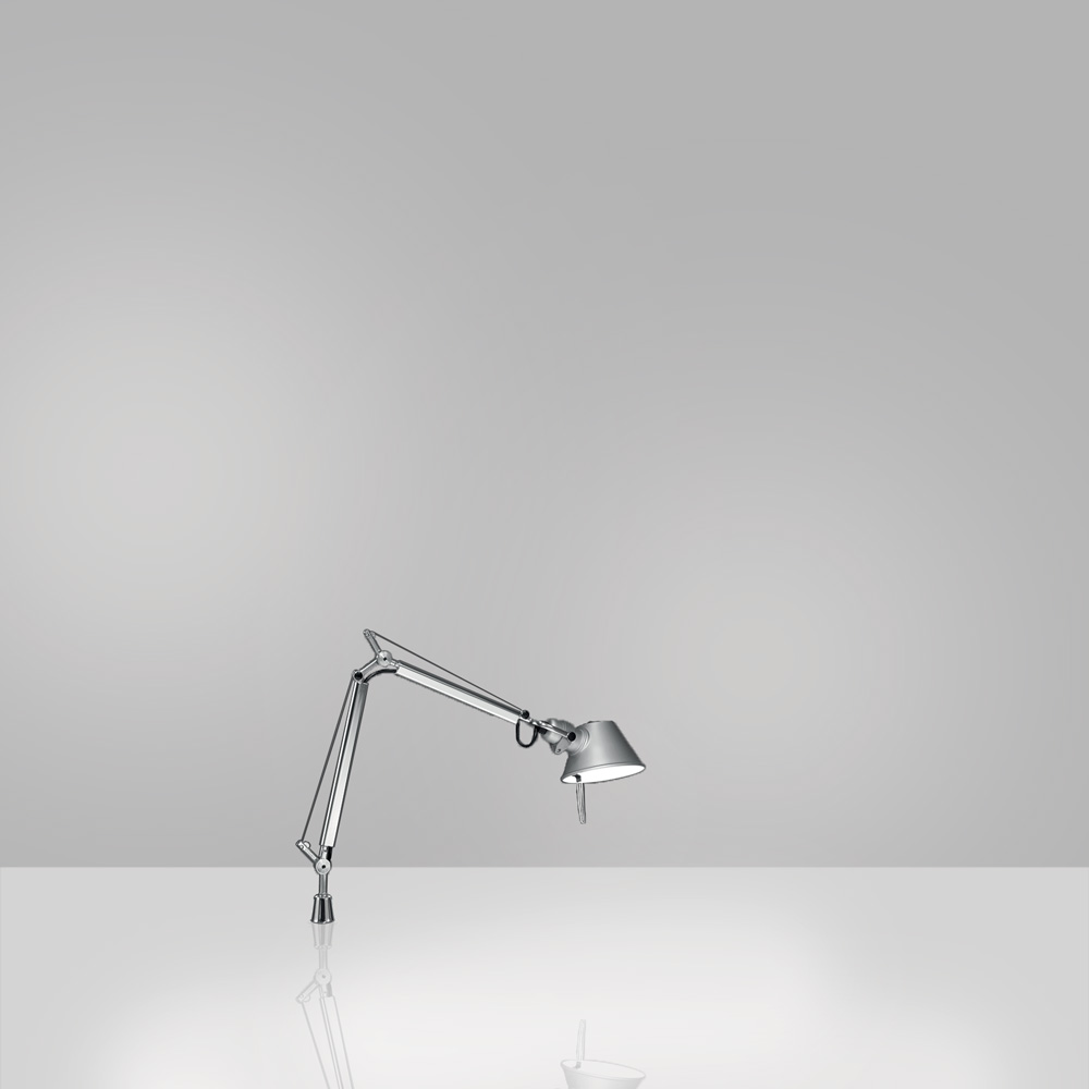 TOLOMEO MICRO LED 8W 30K MP-MV ALU W/IN-SET PIVOT