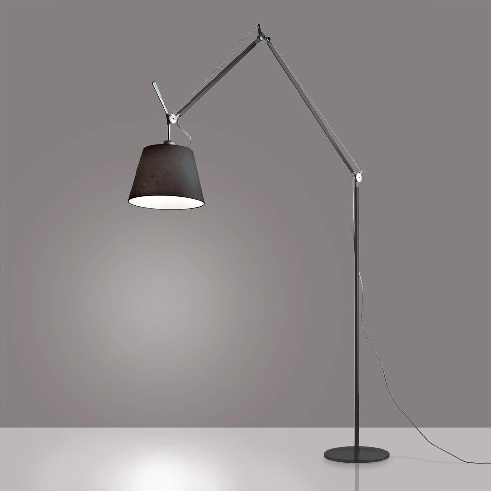 YANZI TABLE LED 9.4W 30K 90CRI BLACK/YELLOW W/DIMMER