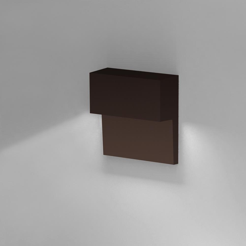 PIANO WALL DIRECT LED 6W 35K 90CRI DIM 2-WIRE BRONZE