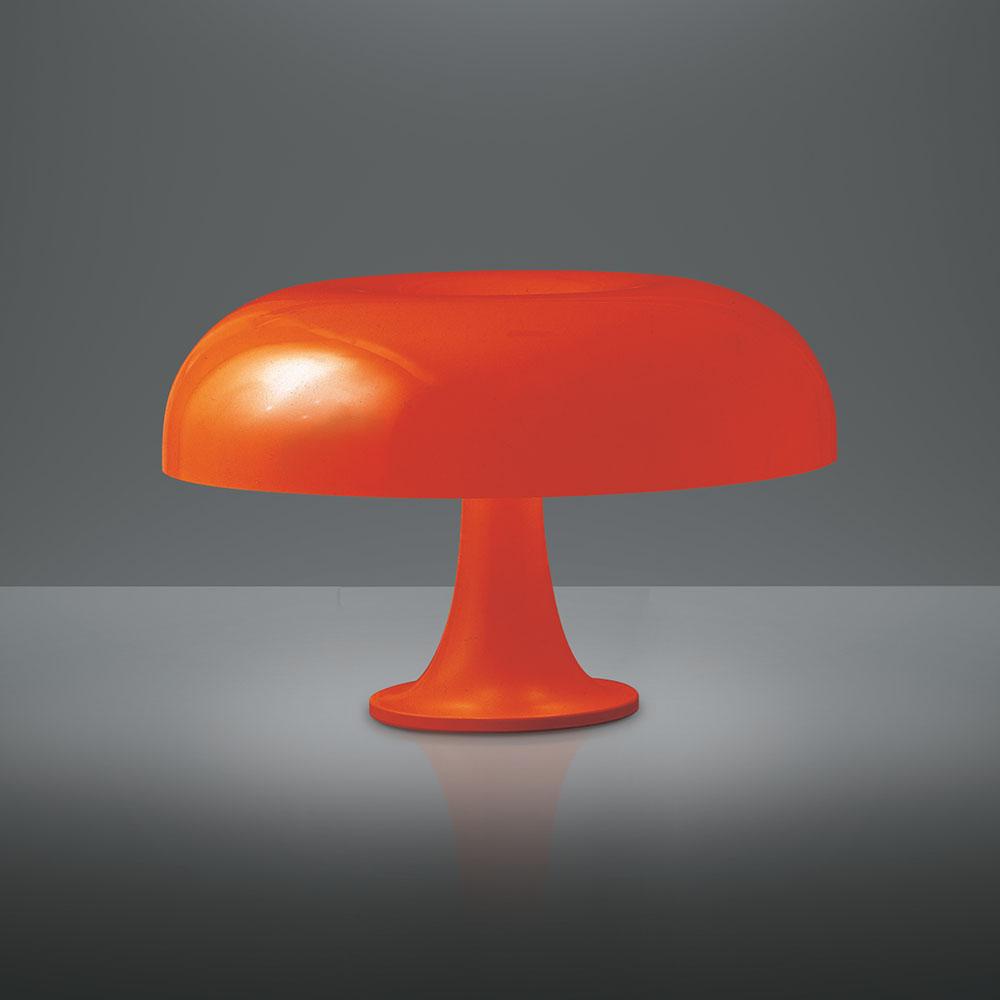 NESSO TABLE MAX 4X25W E12 ORANGE 110V