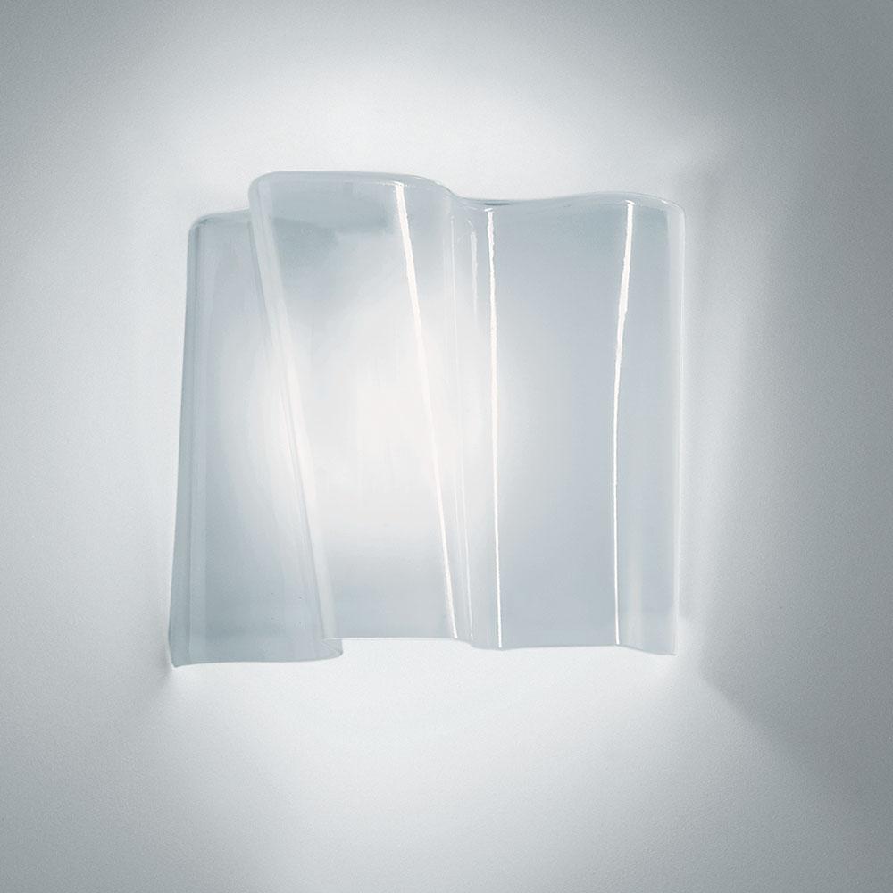 LOGICO WALL SINGLE MAX 2X75W E26 GREY/WHITE