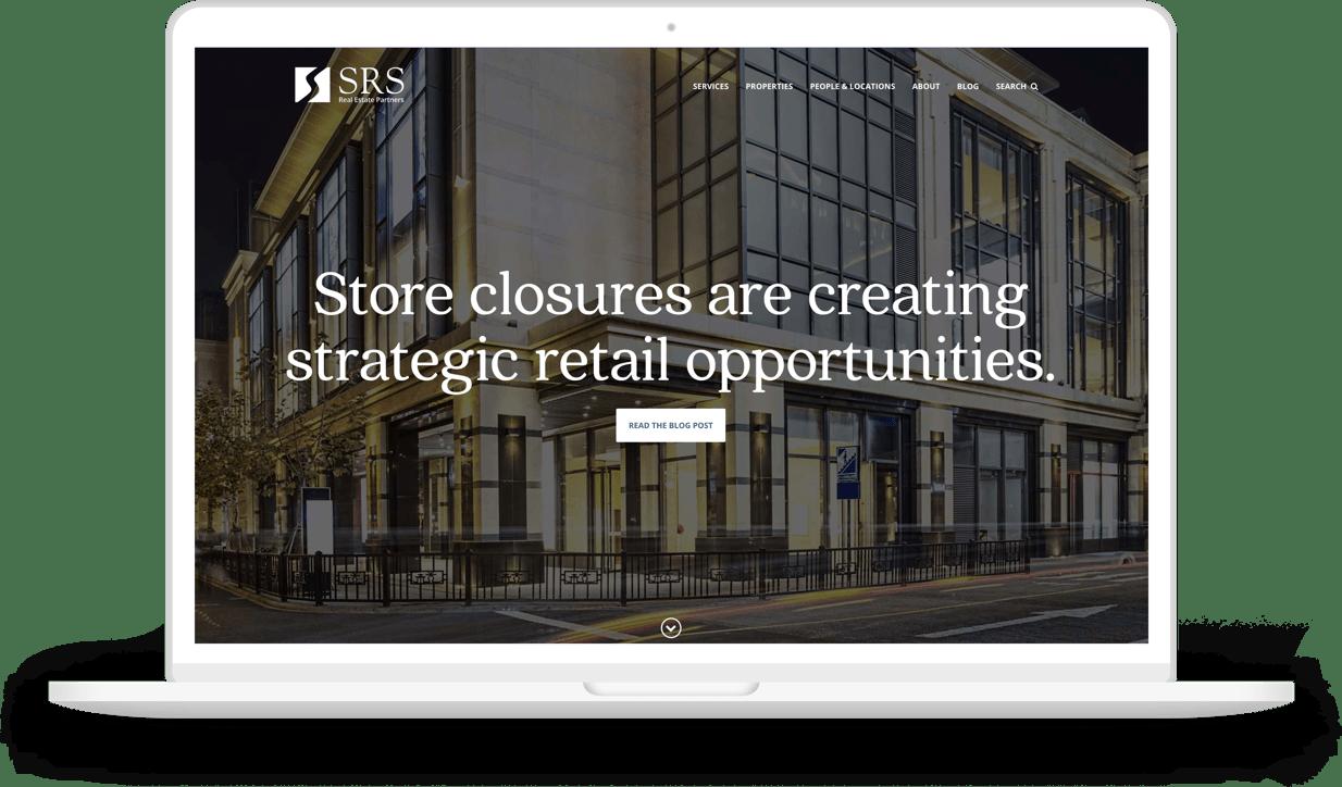 SRS Real Estate Desktop App