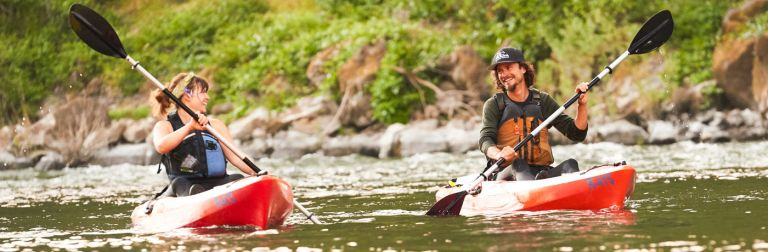 Scenic Float on the Wild and Scenic Rogue River