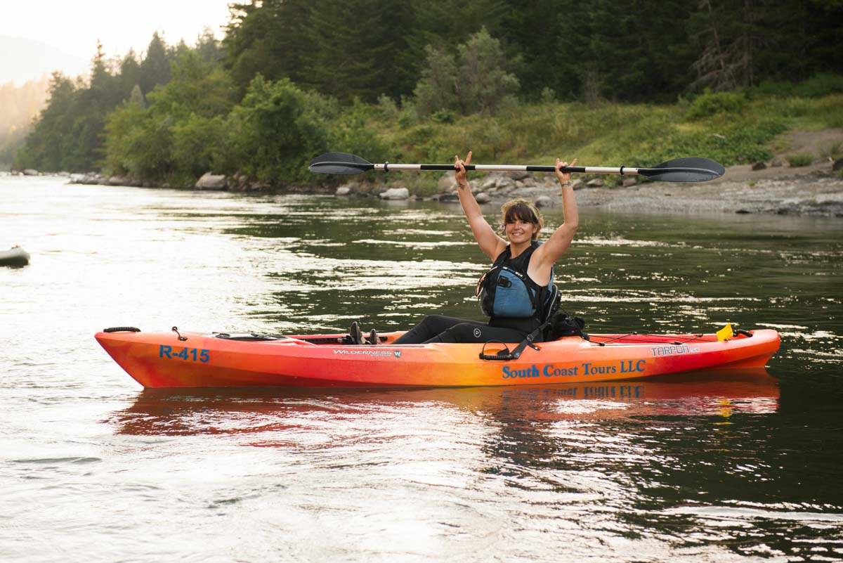 Wild and Scenic Rogue River Trip – South Coast Tours