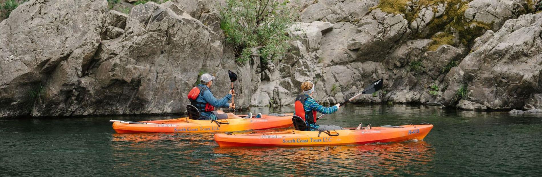 Kayak Brookings – River