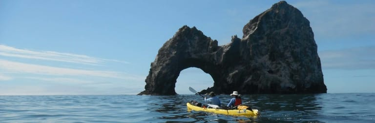 Kayak the Arches Territory