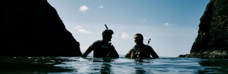 Orford Heads Snorkeling and Kayak Tour