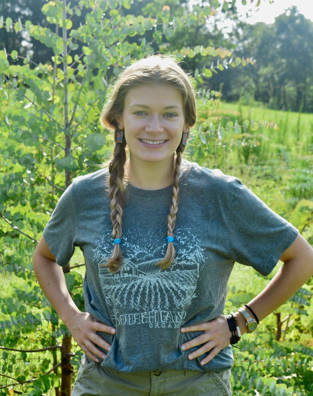 Izy Dobbins Southland Organics
