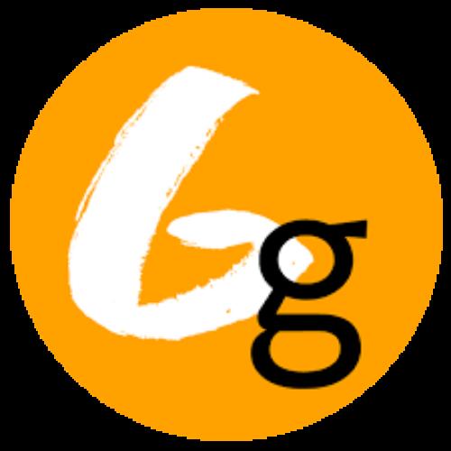 gadgets gadder round logo