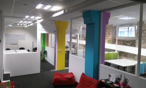 Louer une petite salle de coaching/entretien à Paris