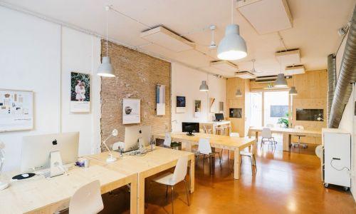 Espacio de coworking en openspace centro de #marsella