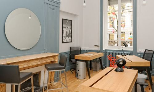 Meeting room up to 4 people in the heart of Lyon