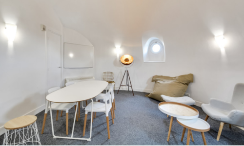 Private working space up to 5 people - Paris 9th