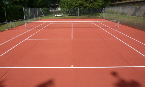 Tennis court rental near Nice