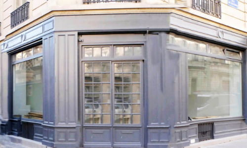 Boutique Galerie pop-up store, vente privée