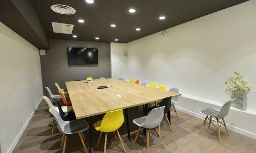 Meeting room INOV - 28 people