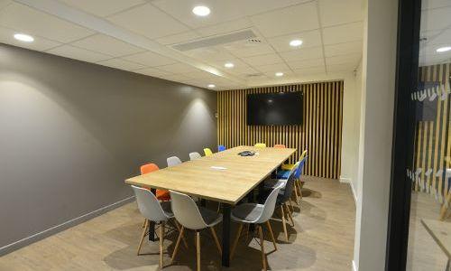 Salle de réunion EXPERIENCE - 14 personnes