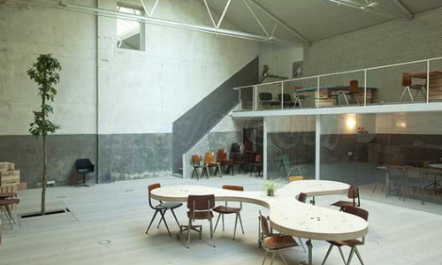 Espace de coworking privatisable - Madrid