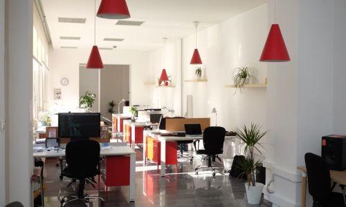 Espace de coworking - Koch
