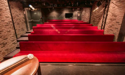 Big private room for all types of events