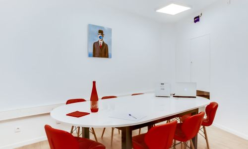 Meeting room in the heart of Latin quarter