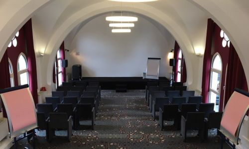 "Big room ""Theatre"" for corporate or private event"