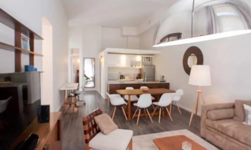 Grande espacio en un lindo piso - Barceloneta