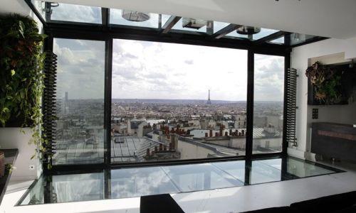 Loft haut de gamme dans les hauteurs de Paris