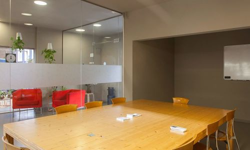 Meeting room N°3 - Coworking Poble Sec