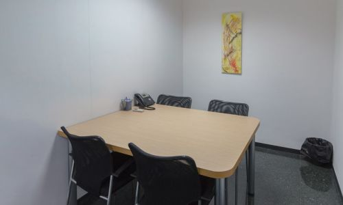 Meeting / Interviewing room next to Sagrada Familia