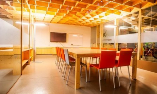 Meeting room N°2 - Coworking Poble Sec
