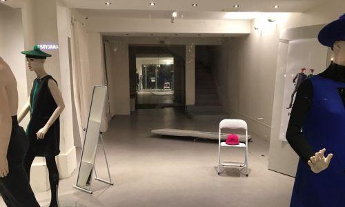 Espace créateur - Concept store - Paris 1er