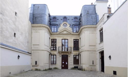Espacio par eventos - Centro de Paris