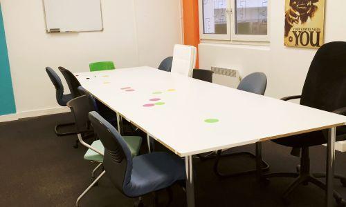 Salle de réunion de 20m² dans le 11ème à Paris
