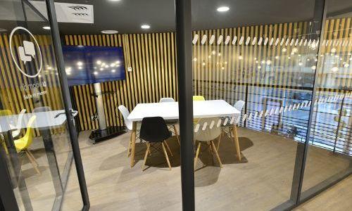 Salle de réunion ID- 8 personnes