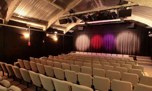 Large theater room for your event